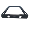Top Sale Black Poison Spider Jeep Wrangler Front Bumper (double-barrelled)