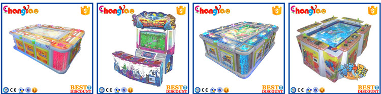 Hot Selling Cheap Fish Hunter Fir Kirin Fishing Game Machine