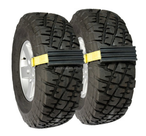 Trac-Grabber Traction Device for Off-Road Mud Sand Snow