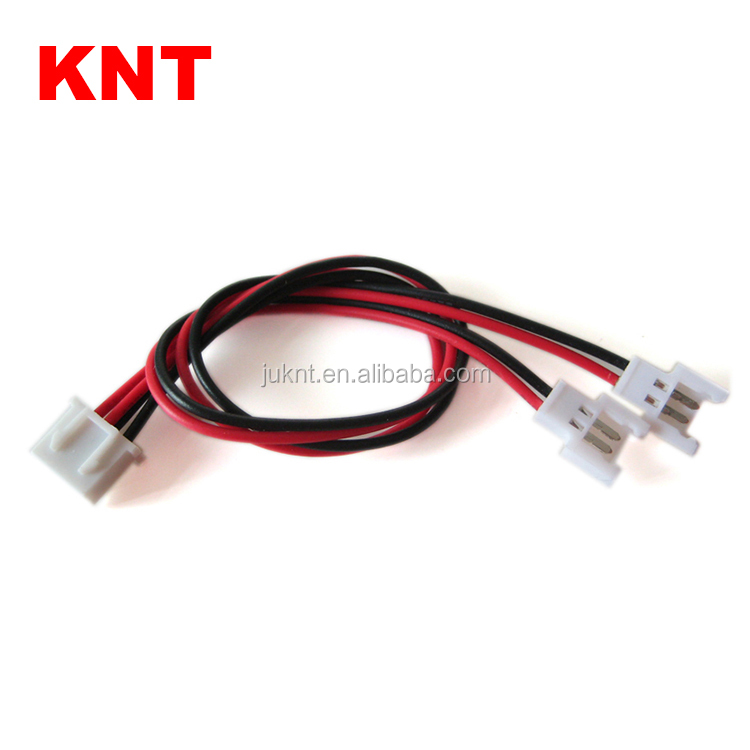 KNT Hobby Car Lipo Charging cable Walkera Wire Harness 1 JST XH connector Male to 2x Female Walkera Plug RC Charging lead