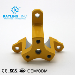 rubber cnc machining oem metal mechanical parts