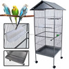 2016 Style Large Play Top Parrot Finch Cage Macaw Cockatoo Pet Bird Cages