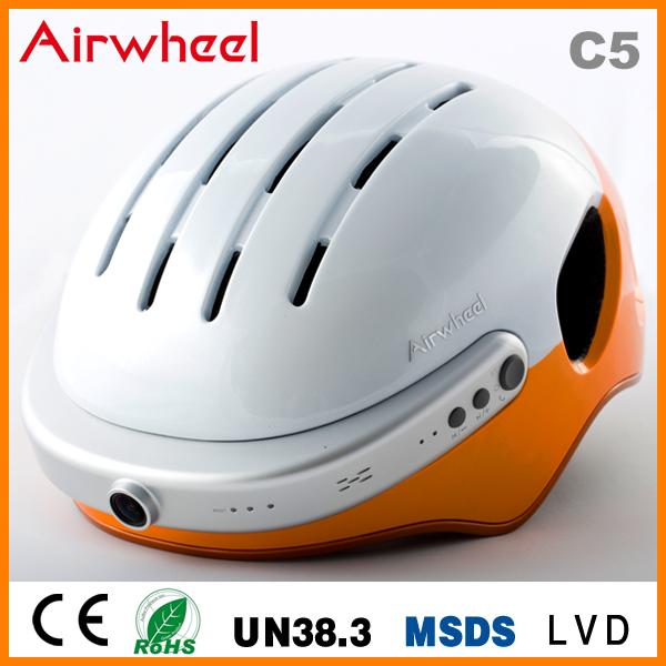 Airwheel C5 Casco Inteligente con c/ámara Frontal y Altavoz Bluetooth