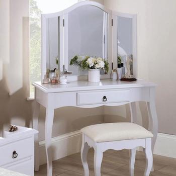 Oem Custom Wooden Makeup Dresser