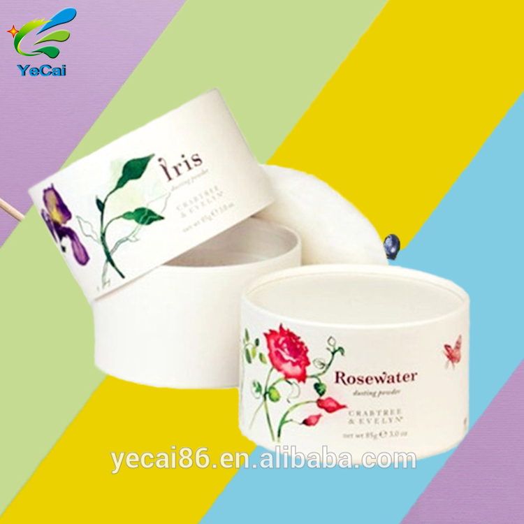 Biodegradable cosmetic containers cream packaging boxes