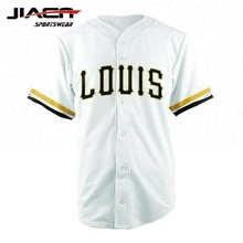 Populaire unisex baseball <span class=keywords><strong>jersey</strong></span> custom gedrukt <span class=keywords><strong>streep</strong></span> goedkope droge fit softbal jerseys