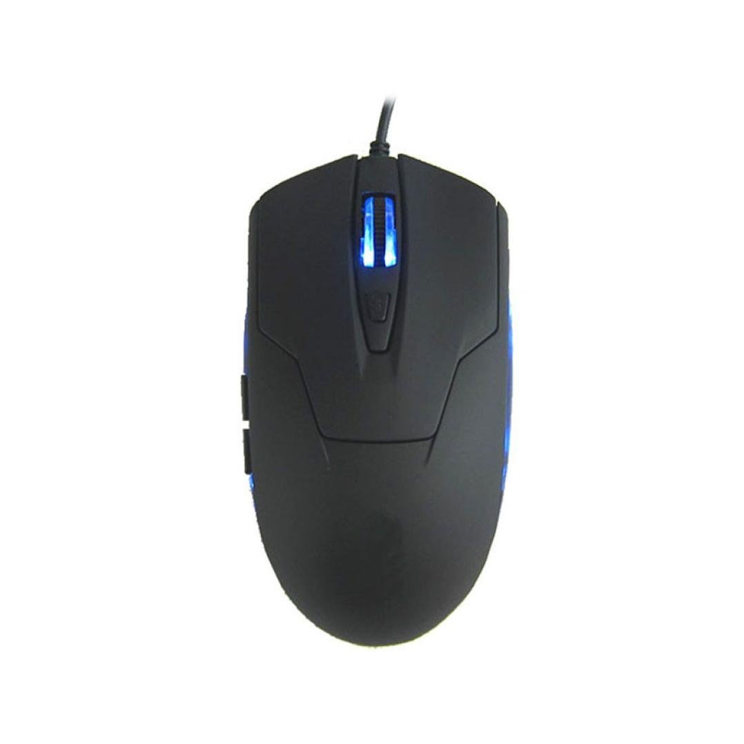 Cywulin 2400DPI LED Optical 6D USB Wired Gaming Game Mouse for PC,Laptop, Notebook, Desktop, Tablet