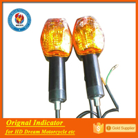 HD dream motorcycle parts old type indicator light