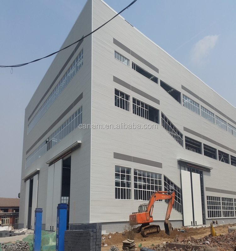 Auto control Industrial sectional door price