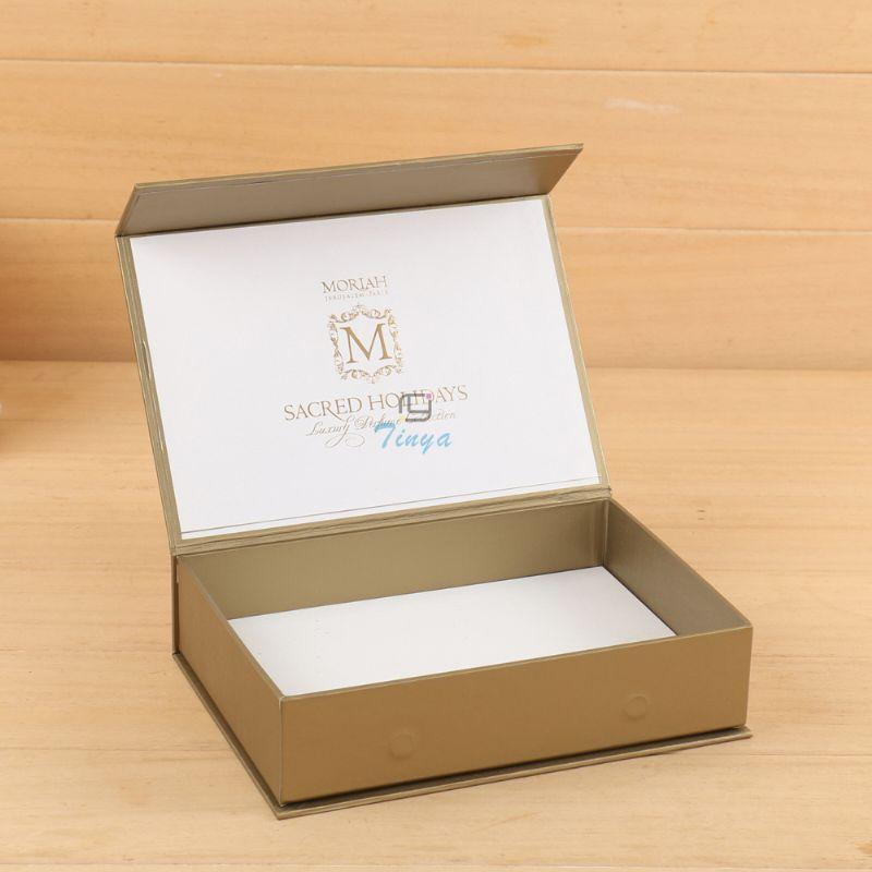 Custom Cardboard Gift Magnet Packaging Box - Buy Magnet Packaging ...