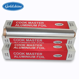 Heavy duty food service aluminium foils