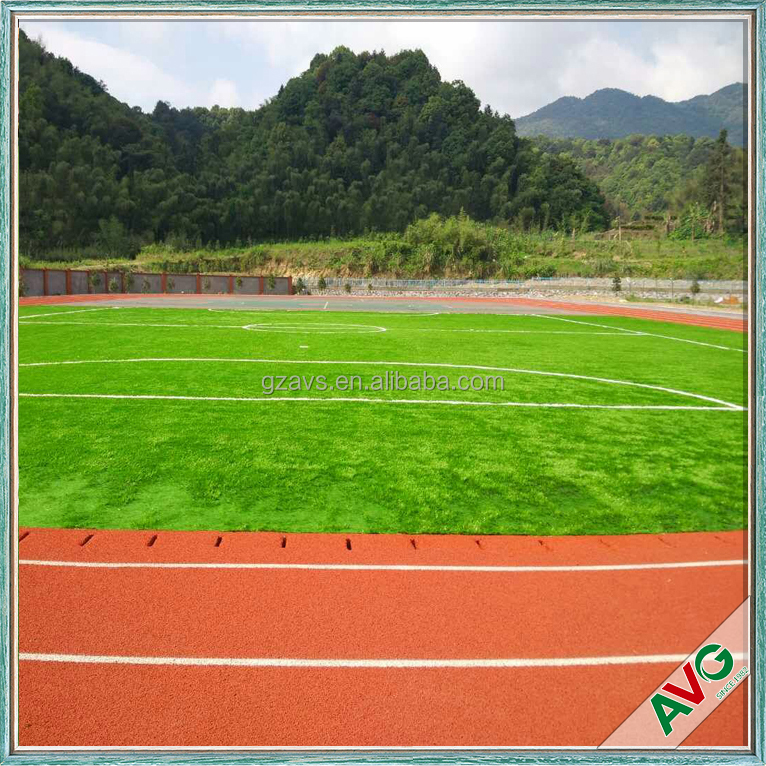 AVG Manufacture Grass Cost Effective Lake High School Football Artificial Grass For Ireland