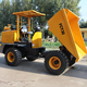 3ton site dumper truck for south America market