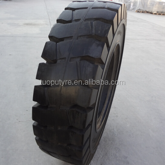 TOPOWER brand Forklift solid tyre 12.00-24