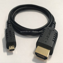 Core technology!!!the thinnest HDMI cable in the world! 2.5mm High speed HDMI cable