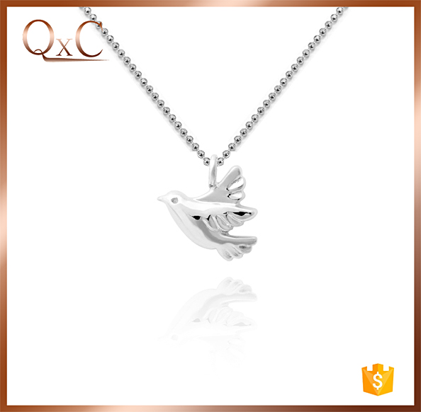Animal necklace in 925 silver friendship necklace