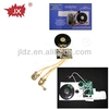 Greeting card sound buzzer or speaker chip with led module music card for holiday gift, invitation, promotional gift