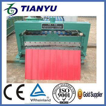 tile laying machine