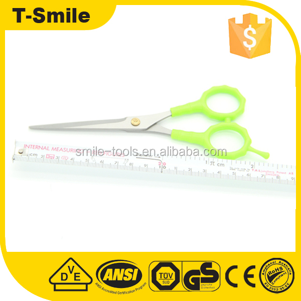 Hot stainless steel Professional hair cutting scissors