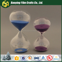 Baoying produce large hourglass sand timer