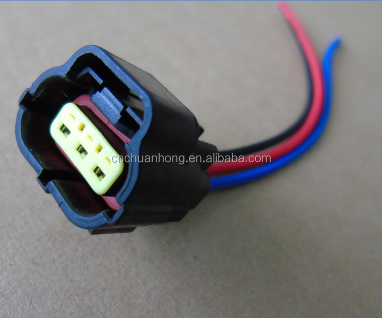 3 pin plug wire harness brake master cylinder fluid level sensor rh wholesaler alibaba com Blower Motor Ford Wiring Harness Kits
