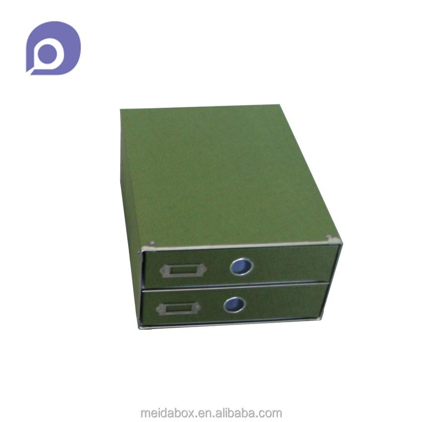 Doent Organizer Drawer Box