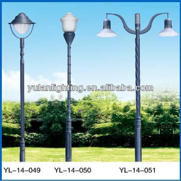 Yl 14 039 Garden Lighting Pole With Lamp/garden Led Light E40/garden Light Pole  Lamp   Buy Garden Lighting Pole With Lamp,Solar Led Garden Light,Garden ...