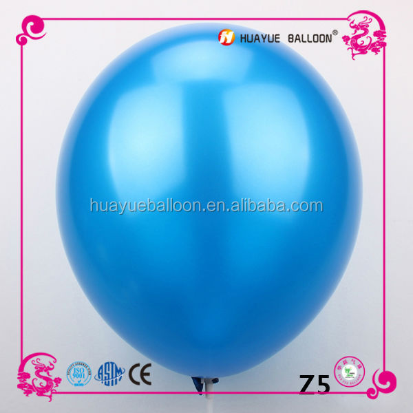 12inch blue printable Balloon birthday party decorations