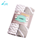 Organic fabric kid bedding cotton jersey fitted crib sheets