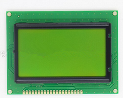 Parallel interface stn 12864 DOT LCD
