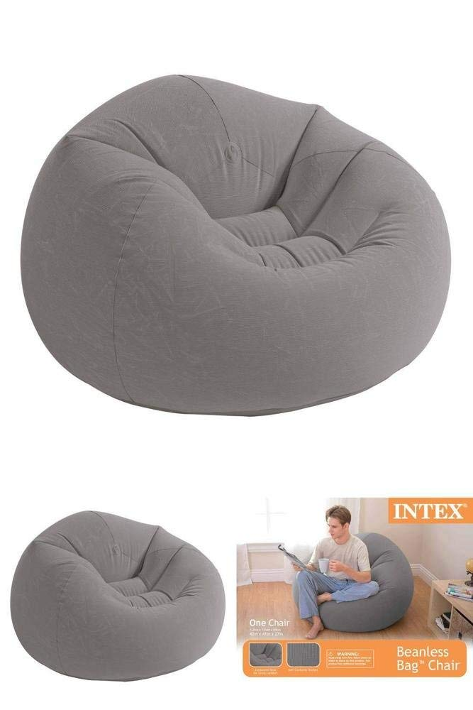 Astonishing Cheap Gray Bean Bag Find Gray Bean Bag Deals On Line At Gmtry Best Dining Table And Chair Ideas Images Gmtryco