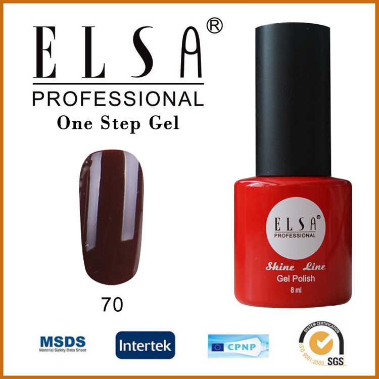 Elsa Gel Polish 98 Colors Free Sample Private Label Gel Nail Polish ...