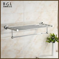 11920 chinese towel rack shelf stainless steel wall mounted heated hotel chrome towel rack