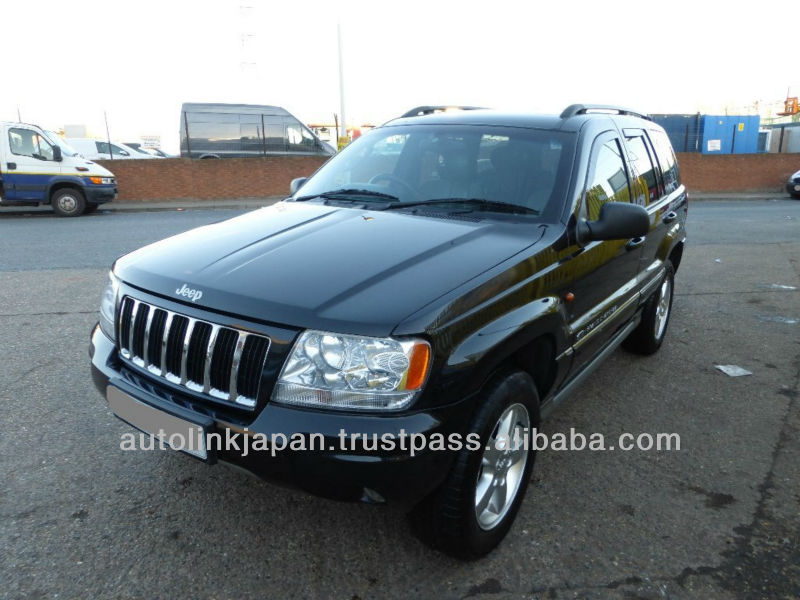 2004 Jeep Grand Cherokee 2.7 CRD Overland 5dr Auto 20999SL