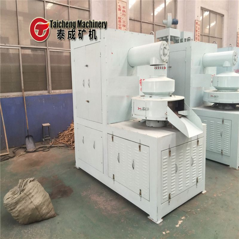 Economic automatic lubrication ring die/flat die biomass waste pellet making machine price
