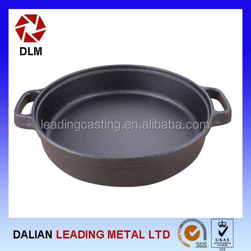 Non-Stick Cooking Surface Function and Electric Grill Pan Type flat griddle pan