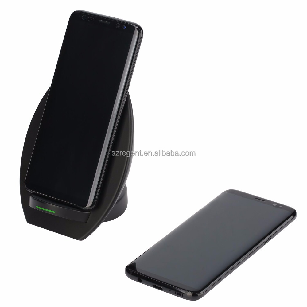 wholesale cell phone holder fast wireless charger induction stype for cell charging