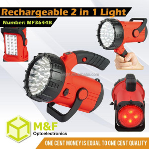 Rechargeable Hunting Brightest Handheld Spotlight Searchlights Lamps For Sale