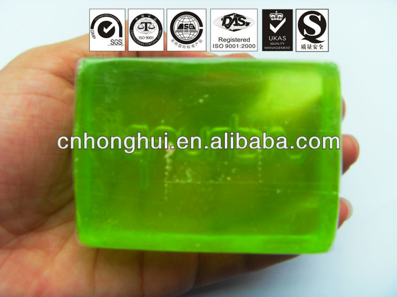 transparent soap for clothes cleaning