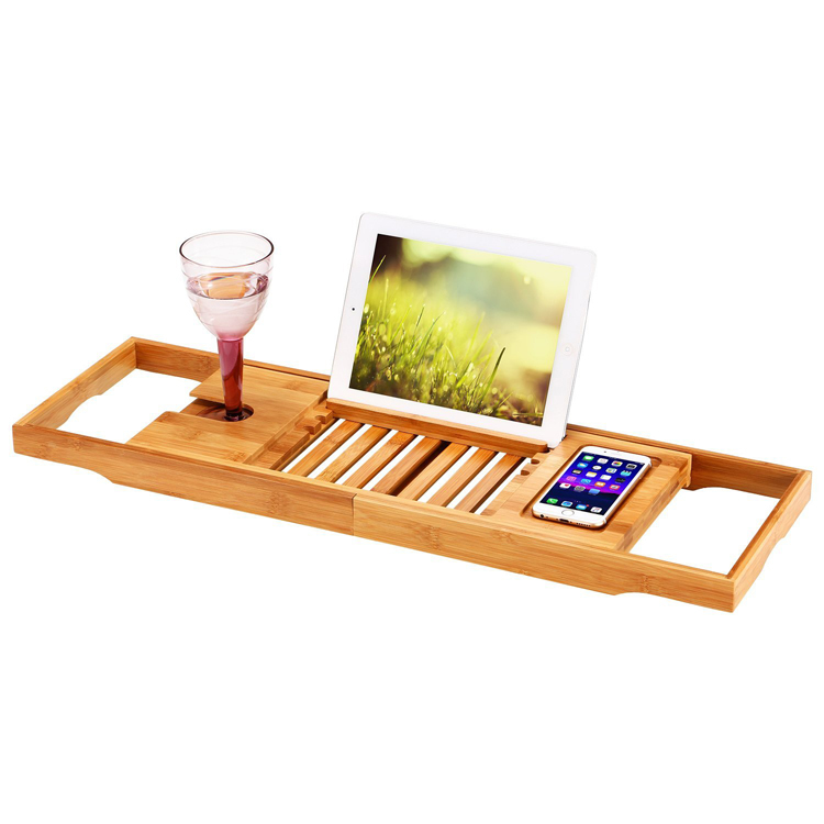 Bamboo Bathtub Tray, Bamboo Bathtub Tray Suppliers and Manufacturers ...
