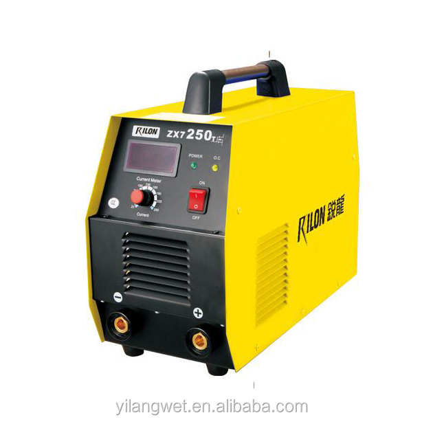 Rilon MMA inverter ZX7 250T portable sticking welding machine