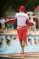Smooth Rounded Edges Soft Vinyl Coated PVC Foam and Lightweight Delrin Quick-releas Lifeguard Equipment