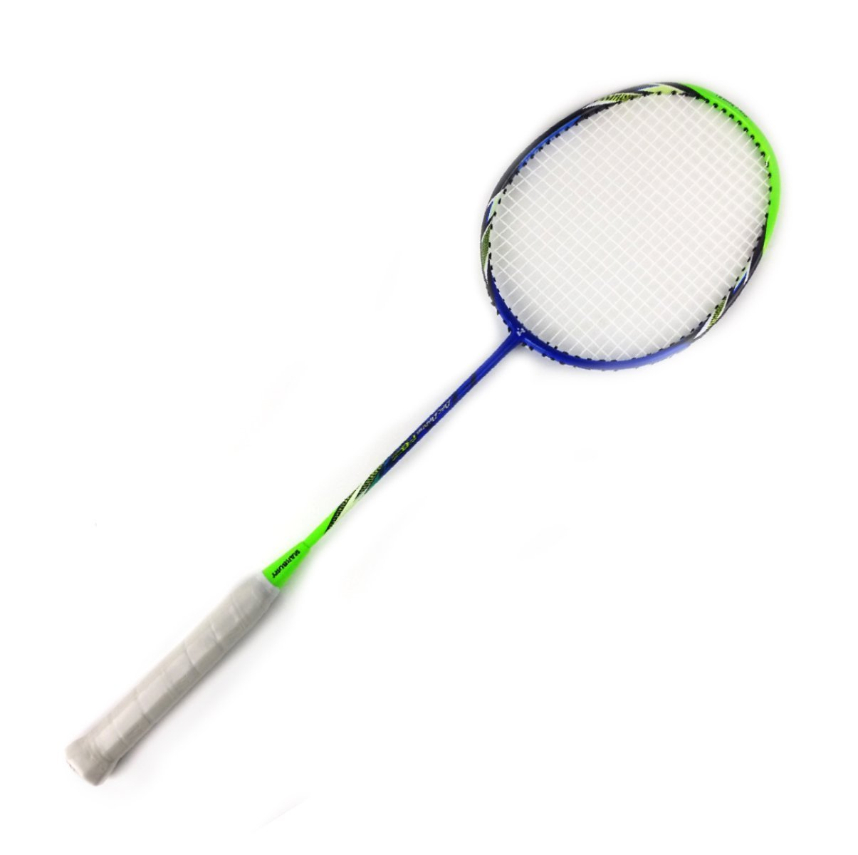My Badminton Racket - 4pcs Glorious Performance with Lightweight Micro Carbon Fiber Racket -Super Tight String and Elastic Shaft - Ergonomic Design - Universal Size to All Age - 471.03