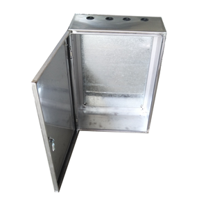 Custom ip67 stainless steel outdoor electrical enclosure