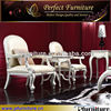 2014 classical wooden french armchair NC120617