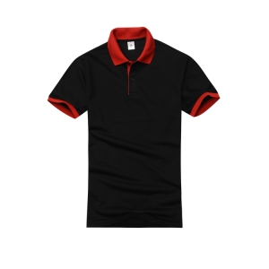 Manufacture Custom Printing Design Polo Printed T- Shirt For Work Uniform