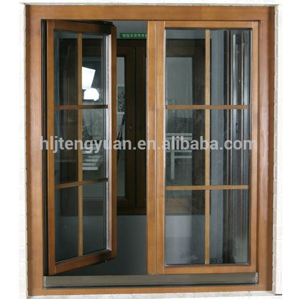 Modern functional wooden window frames designs buy for Wooden window design with glass