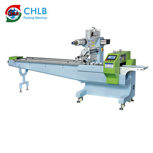 High sensitive electronic eye tiacing system high quality 320mm of bag packing for bread packing machinery