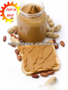 organic peanut butter from China