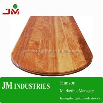 Massivholz Tischplatte/Küche Metzger Block Arbeitstisch Holz Arbeitsplatte